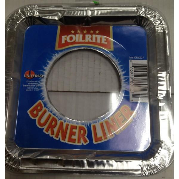 Foilrite Burner Liner 8 OZ / 220 Gms