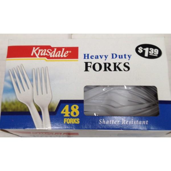 Krasdale Forks 10 OZ / 300 Gms