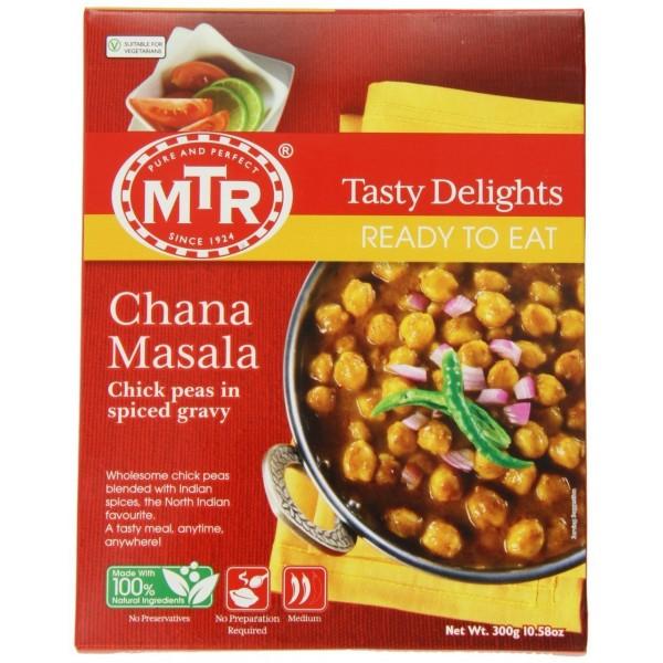 MTR Chana Masala 10.58 Oz / 300 Gms