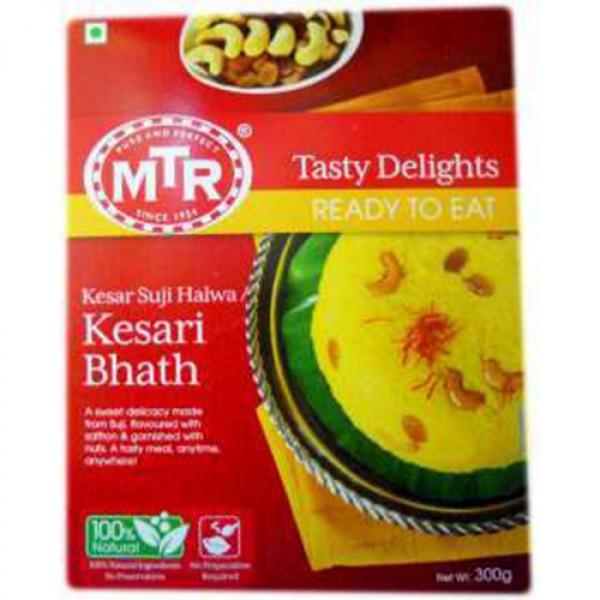MTR Kesari Bhath 10.5 OZ /  298 Gms