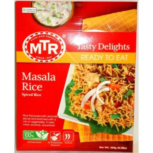 MTR Masala Rice 8.82 OZ /  250 Gms