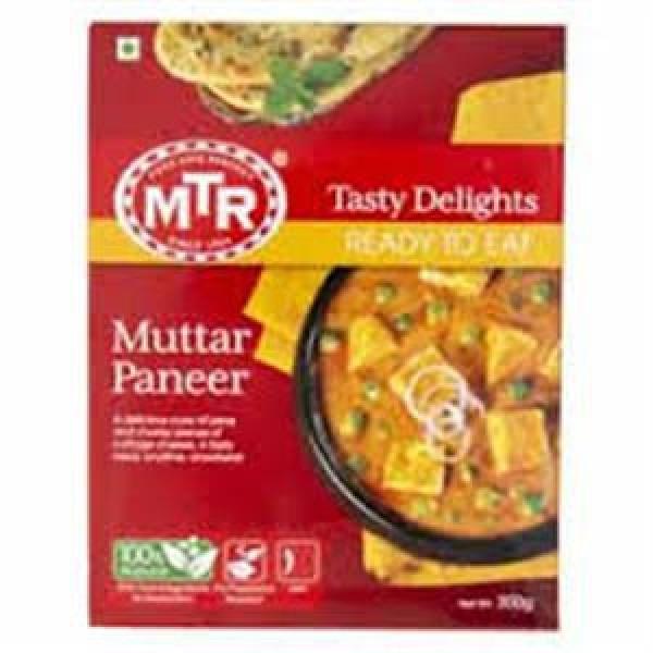 MTR Muttar Paneer 10.58 Oz / 300 Gms