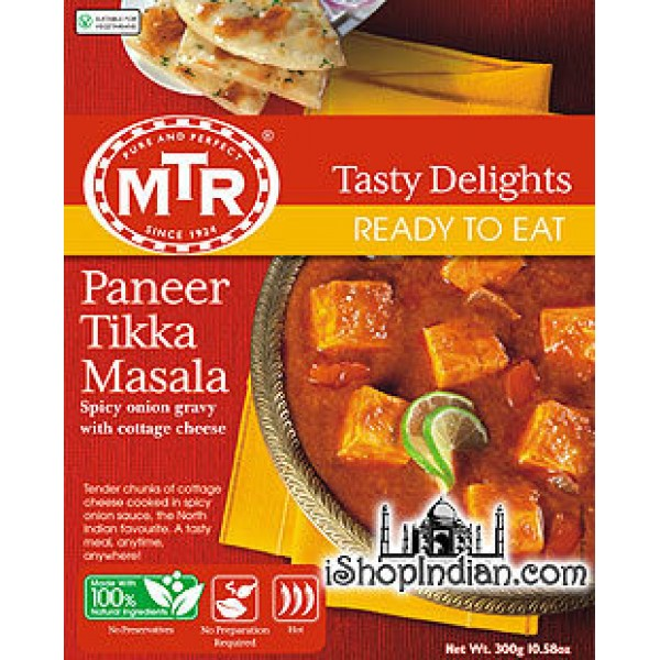 MTR Paneer Tikka Masala 10.58 Oz / 300 Gms