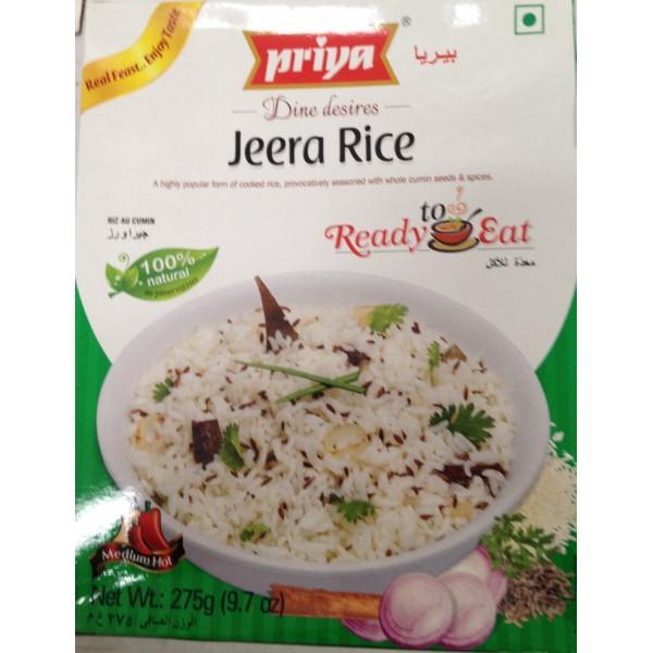 Priya Jeera Rice 9.7 Oz / 275 Gms