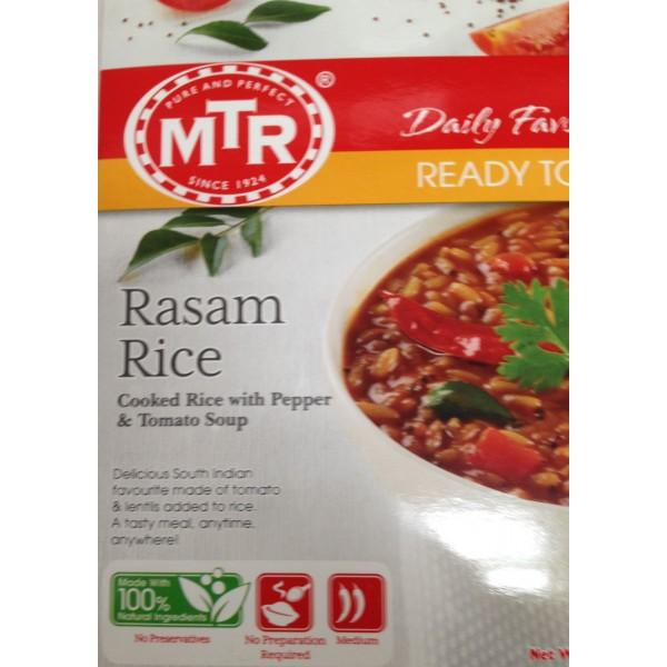 MTR Rasam Rice 10.5 Oz / 300 Gms