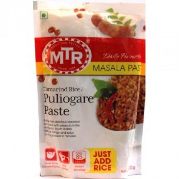 MTR Puliogare Paste 7 OZ / 200 Gms