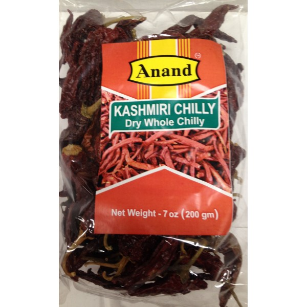 Anand Kashmiri Chilly 7 OZ / 200 Gms