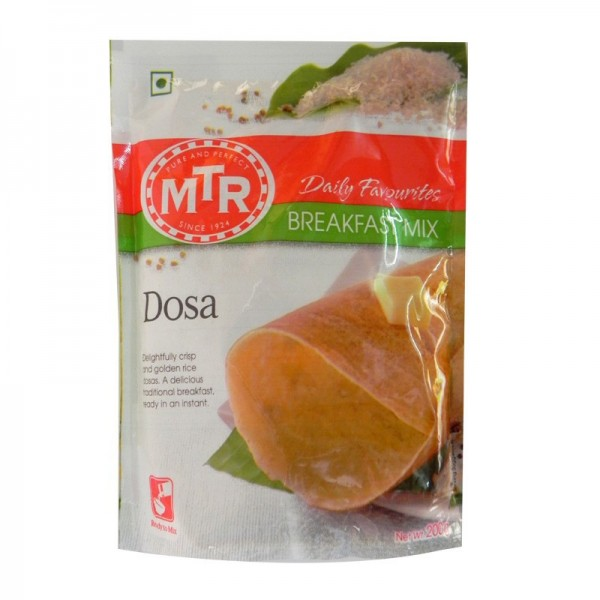MTR Dosa 7 OZ / 198 Gms
