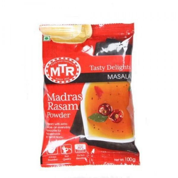 MTR Madras Rasam Mix 3.5 OZ / 100 Gms