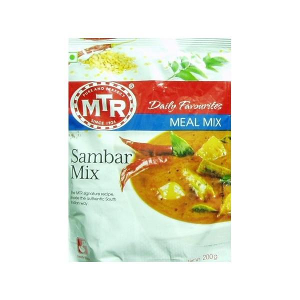 MTR Sambar Mix 7 OZ / 198 Gms