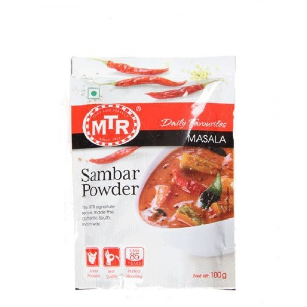 MTR Sambar Powder 3.5 OZ / 100 Gms