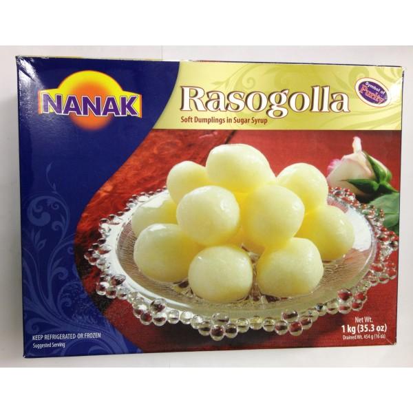 Nanak Rasogolla 35.3 OZ / 1000 Gms