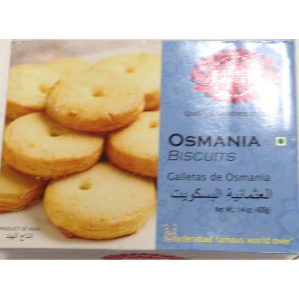 Karachi Bakery Osmania Biscuits 14 Oz / 400 Gms