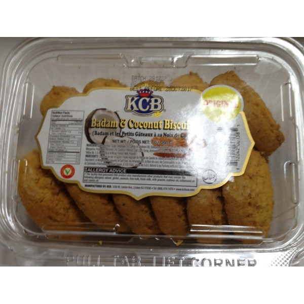 KCB Chai Biscuits 7 Oz / 200 Gms