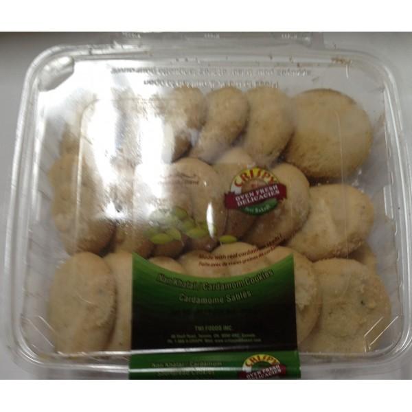 Crispy Cardamom Cookies 14 Oz / 400 Gms