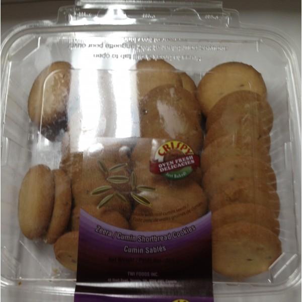 Crispy Zeera / Cumin Shortbread Cookies 14 Oz / 400 Gms