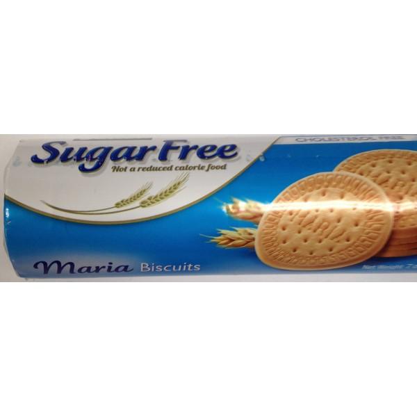 Gullon Maria Sugar Free Biscuits 7 Oz / 200 Gms