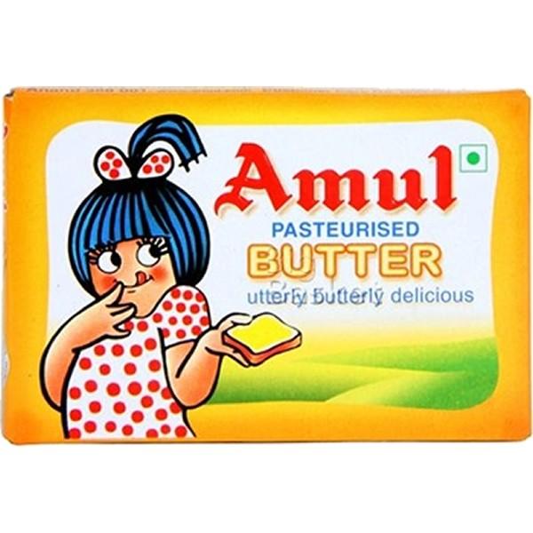 Amul Butter 3.5 Oz / 100 Gms