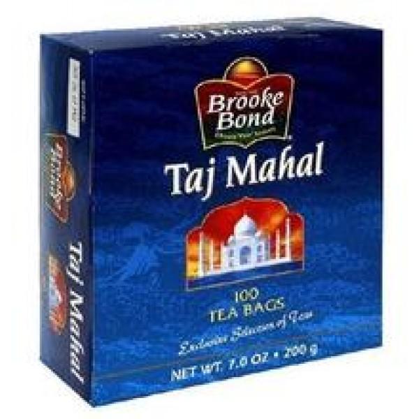 Brooke Bond  Taj Mahal Tea Bags  200 Gms