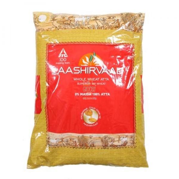 Aashirvaad Export Atta 20lb