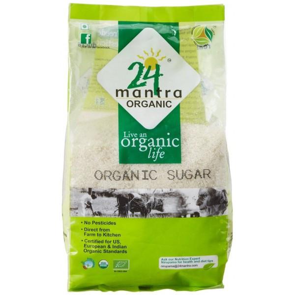 24 Mantra Organic Sugar 2 lb