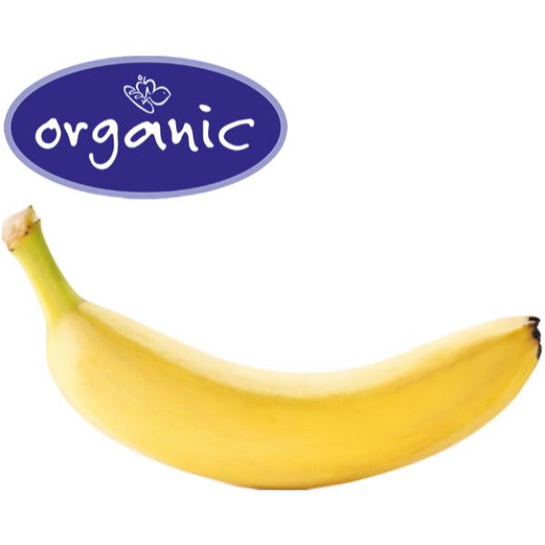 Fresh Organic Banana $/Lb